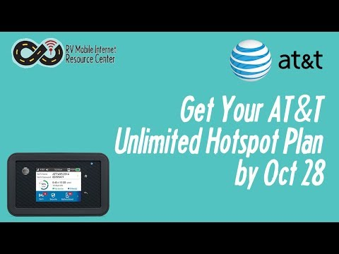 Last Chance to Get an AT&T Unlimited Plus Hotspot Plan