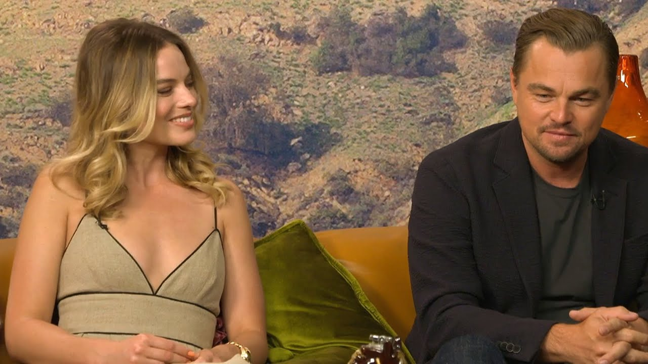 Celebrities FLIRTING with Leonardo DiCaprio! (2020)