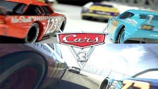 Cars 3 Trailer -- Stop-motion Comparison