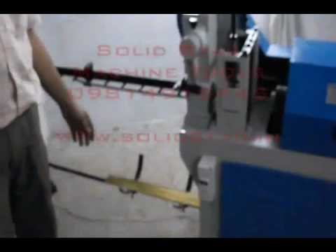 Copper Wire Straightening and Cutting machines