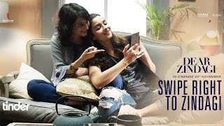 Swipe Right To Zindagi | Dear Zindagi | Alia Bhatt | In Cinemas Now