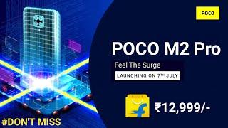 Poco M2 Pro India Launch Date Official, Specs & Price - Rebranded? | poco m2 pro