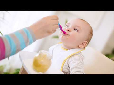 What Is The Period To Give Breastmilk To Babies-  When Solid Food To Start For Babies