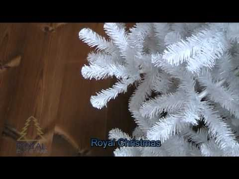 Maine wit white Artificial Christmas Tree