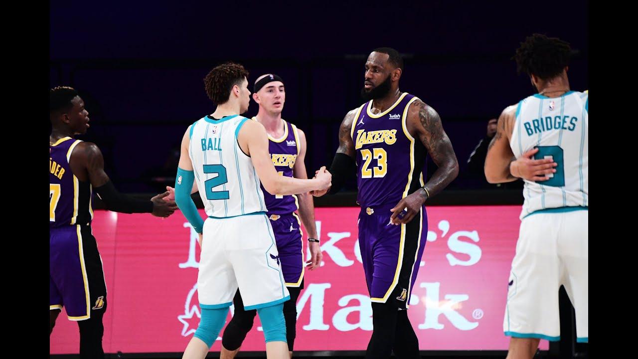 LeBron James (37 PTS) vs. LaMelo Ball (26 PTS) Showdown | Best Highlights