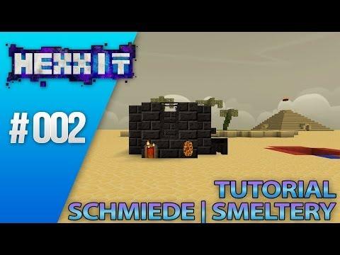 Tinker's Construct Schmiede - Minecraft Tutorial #2 | CastCrafter