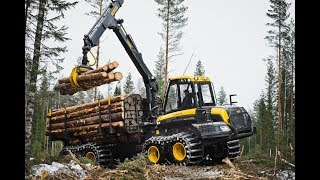 FS19 - Forestry on Grizzly Mountain 017 - PakVim net HD
