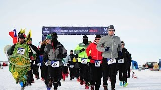 Antarctic Ice Marathon 2015 (Official Video)