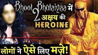 Akshay Kumar's Co-Actress In Bhool Bhulaiyaa 2 ; People Badly Trolls The Star Cast!