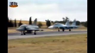 H.A.F Mirage 2000 vs Sukhoi