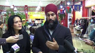 Follow Portugal To Beat Opioid Crisis, Says NDP Leader Jagmeet Singh