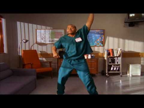 Scrubs - Turk Dance HD