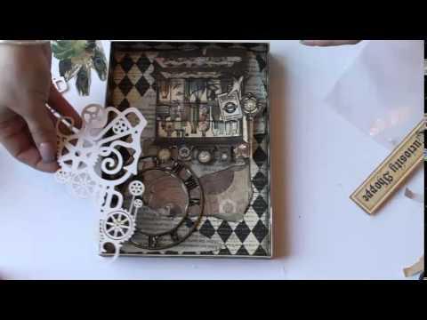 Tutorial - steampunk clock