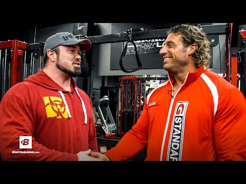 G Standard Gym Tour | Mutant on a Mission w/ IFBB Pros Ron Partlow & Gabe Moen