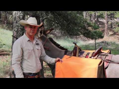 How to Clean Your Nylon Cordura Hunting Panniers  - www.mountainridgegear.com
