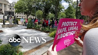 Download Federal judge blocks law making most Mississippi abortions illegal Video