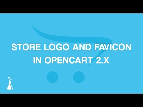 How to Change Store Logo and Fav Icon in OpenCart 2.3.x
