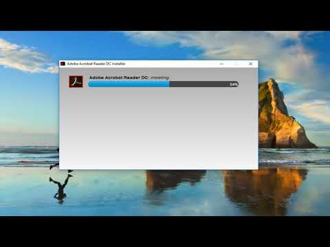 How to Download and Install Adobe Reader [Tutorial]