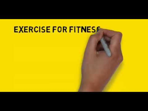 Importance of exercise in our life, a short essay for kids, primary education.