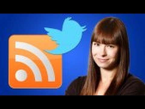 Turn Any Twitter into an RSS Feed - Tekzilla Daily Tip