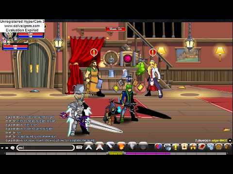=AQW=how to get Hex Blade of Nulgath
