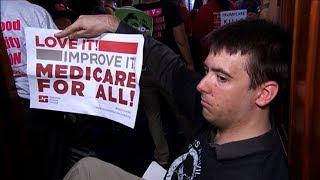 Sen. McConnell Plans Vote on Repealing Obamacare Despite Lacking Enough Support from GOP Senators