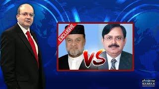 Baba Fareed Ki Nagri Se Nadeem Malik Live | SAMAA TV | 17 July 2018