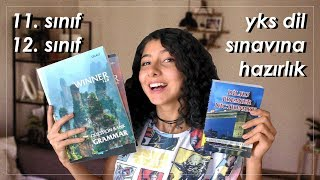 YKS DİL NASIL ÇALIŞILIR🗒✏️ + ÇEKİLİŞ | Kelime Ezberlemek, Grammar Çalışmak, Çalışma Programı