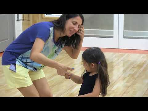 Mother's Day Dance Class