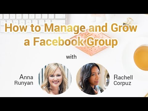 How To Grow Members in a Facebook Group