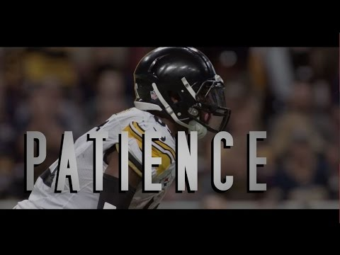 Patience of an NFL Running Back