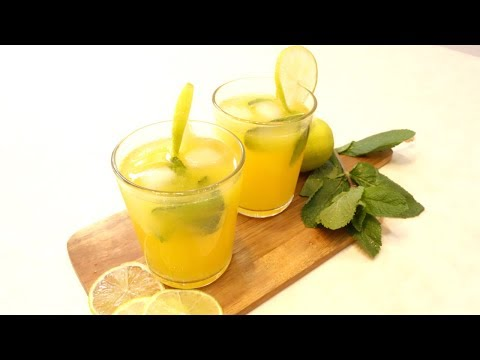 Mango Mocktail Non Alcoholic | Indian Cooking Recipes | Cook with Anisa | Ramadan Recipe