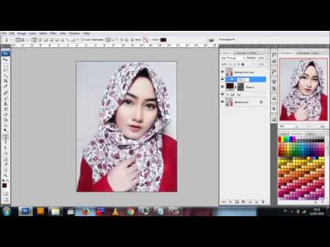 How to make cartoon pics - Vector tutorials Part #2 eyes - (Photoshop)