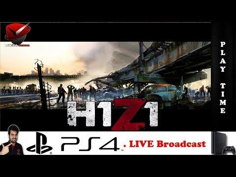 H1Z1 | Battle Royal | PS4 | Better than PUBG & Fortnite ? Lets Find out