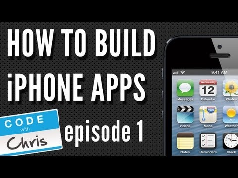 How To Build iPhone Apps - S01E01: Introduction, Demo App and Installing XCode