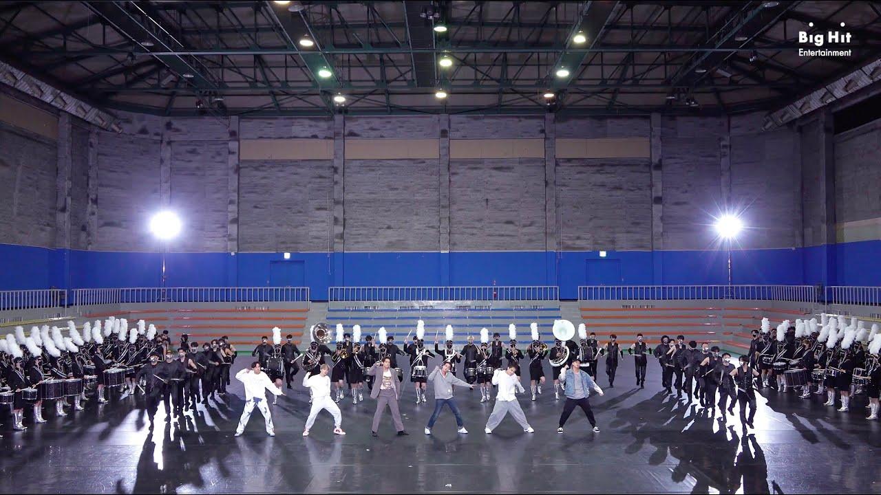 [CHOREOGRAPHY] BTS (방탄소년단) 2020 MAMA 'ON' Dance Practice