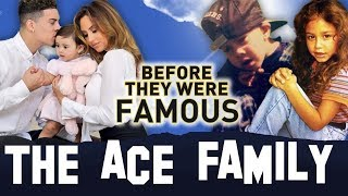 THE ACE FAMILY | Before They Were Famous | Family Biography