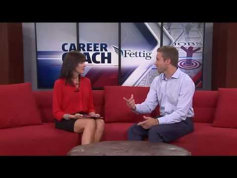 Career Coach Mike Fettig on Fox 17- Phone Interview Tips