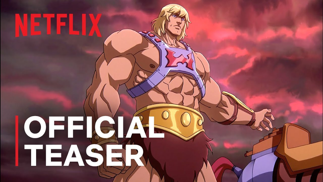 Masters of the Universe: Revelation   Official Teaser   Netflix