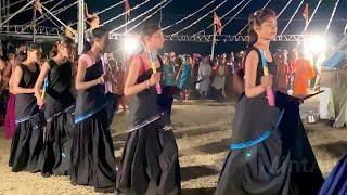 😨देखा कभी आदिवासी गरबा ऐसा गरबा new adivasi song dance