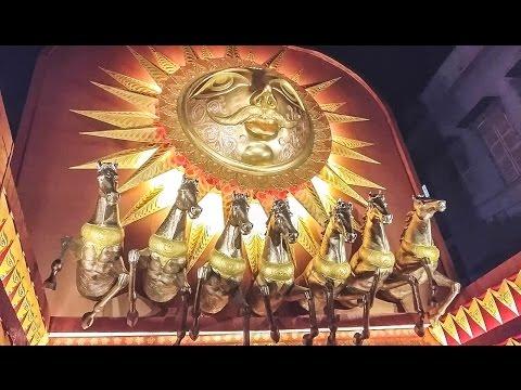 Durga Puja 2016 -MUDIALI CLUB DURGA PUJA SOUTH KOLKATA