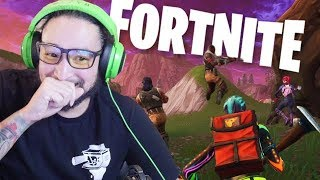 SOLO SQUADS VICTORY - Fortnite Battle Royale Highlights