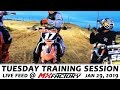 Tuesday Night Motocross Training - Rough Track Talk