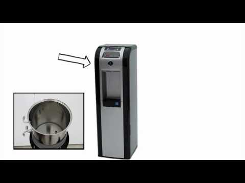 Vitapur Bottom Load Water Dispenser - English