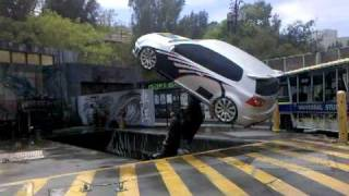 Fast and Furious Special Effects- Universal Studios
