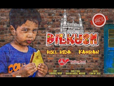 DILKUSH TELUGU RAP MUSIC VIDEO | ROLL RIDA & KAMRAN | w/ Lyrics