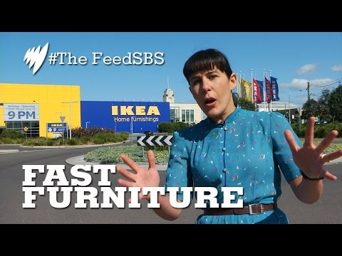 IKEA & cheap furniture chains hide hidden costs I The Feed