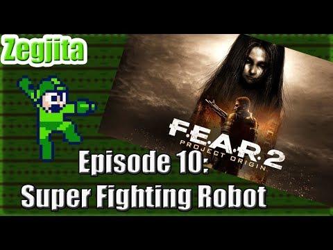 F.E.A.R 2 Project Origin Episode 10: Super Fighting Robot