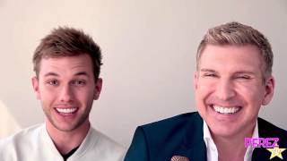 Todd Chrisley Stops By With Savannah And Chase To Talk Chrisley Knows