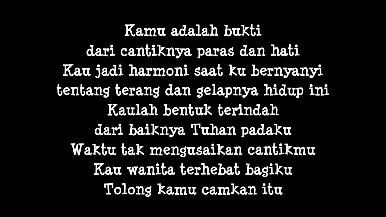 Bukti (Lirik) oleh Tami Aulia (Cover) || liriklagu || pop || popindo